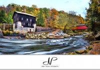 Mcconnlls mill state park panoramic