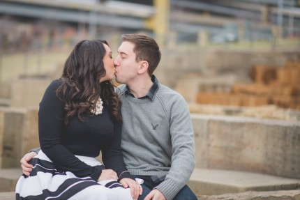 Engagement photographer Pittsburgh