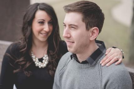 Engagement photographer Pittsburgh
