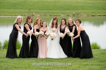 lingrow farm bridesmaids