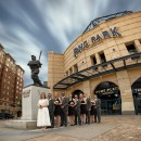 pnc park wedding panoramic