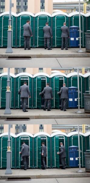 groomsmen urinal