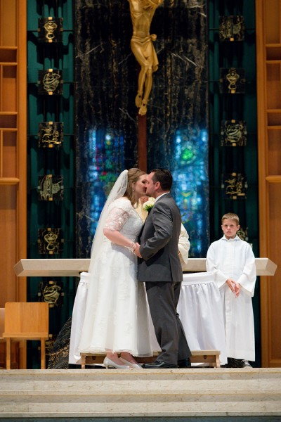 st winifred wedding kiss