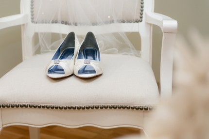 st winifred brides shoes